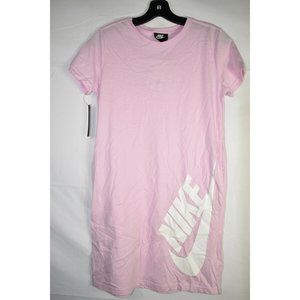 Nike Women's Short-Sleeve Gym T-Shirt Dress L NwT